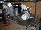 Globe Heavy Duty Automatic Slicer
