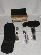 First Class amenity kit