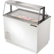 Ice Cream Dipping Cabinet