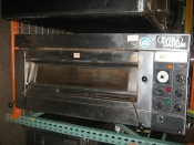 Gemini System Electric Deck Oven