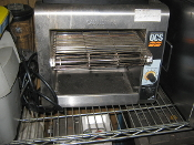 Used Star Holman Conveyor Toaster