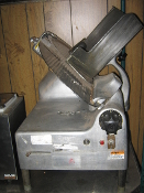 Used Berkel Automatic Slicer