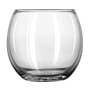 Libbey 1965 Round Ones 4.75 oz. Glass Votive Candle Holder