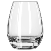 Libbey 3502FCP21 Spirits 7 oz. Sheer Rim Whiskey Glass