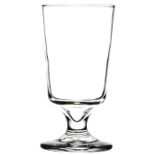 Libbey 3736 Embassy 8 oz. Footed Hi-Ball Glass
