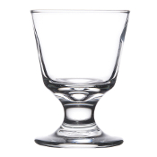 Libbey 3746 Embassy 5.5 oz. Footed Rocks Glass