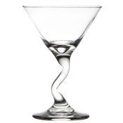 Libbey 37719 Z-Stems 5 oz. Z-Stem Martini Glass