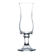 Libbey 3789 1.5 oz. Hurricane Dessert Shot Glass