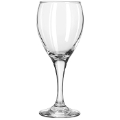Libbey 3965 Teardrop 8.5 oz. White Wine Glass