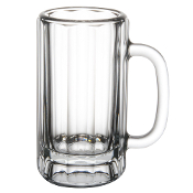 Libbey 5020 16 oz. Paneled Beer Mug