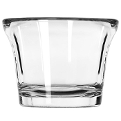 Libbey 5160 2.25 oz. Glass Round Oyster Cup / Sauce Cup