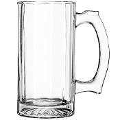 Libbey 52733 12 oz. Sport Mug with Panels