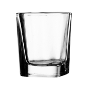 Libbey 5277 2 oz. Prism Dessert Shot Glass