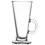 Libbey 5293 8.25 oz. Irish Glass Coffee Mug
