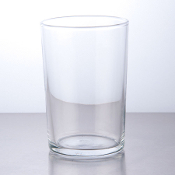 Libbey 58 6 oz. Straight Sided Seltzer Glass