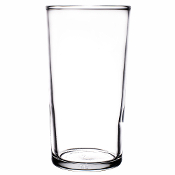 Libbey 77 6.5 oz. Straight Sided Split Glass