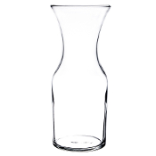 Libbey 789 1/2 Liter (17 oz.) Glass Decanter