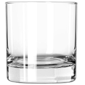 Libbey 916CD 8 oz. Heavy Base Rocks Glass