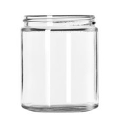 Libbey® 92150 Glass 6 Oz. Culinary Jar