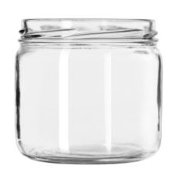 Libbey® 92151 Glass 12 Oz. Culinary Jar
