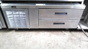 Delfield 48 Inch Refrigerated Chef Base