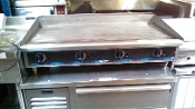 Star Max 48 inch Griddle