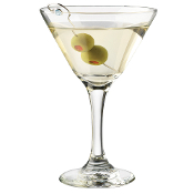 Libbey 3779 Embassy 9.25 oz. Martini Glass