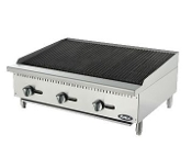 ATOSA 36 inch Radiant Charbroiler- natural GAS