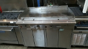 Blodgett 48 Inch Range with Four Foot Griddle