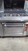 Convection Oven and Range Combo