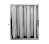 16x20 Stainless Steel Hood filter
