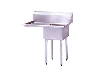 1 Compartment Vegetable Sink