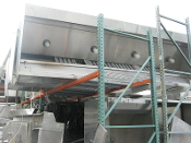 10 Foot Stainless Steel Hood