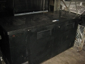 True 72 Inch Back Bar Cooler