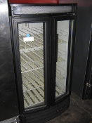 Used True 2 Door Beverage Merchandiser