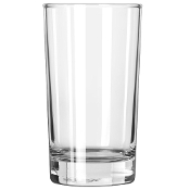 Libbey Heavy Base Hi Ball Glass, 7 oz, per piece