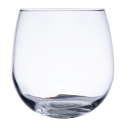 Libbey 222 16.75 oz. Stemless Red Wine Glass