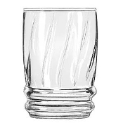 Libbey 29011HT Cascade 6 oz. Juice / Side Water Glass