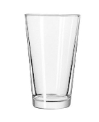 Libbey 5139 Restaurant Basics 16 oz Mixing Glass