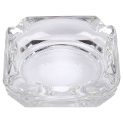 "Libbey 5143 3 3/4"" Square Ashtray"