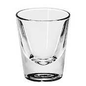 Libbey 5120 1.5 oz. Whiskey / Shot Glass