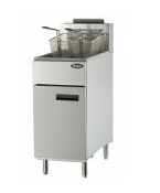 ATOSA 50Lb Natural Gas Fryer