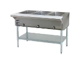 EAGLE THREE COMPARTMENT STEAM TABLE