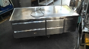 Kairak 5-1/2 Foot Refrigerated Chef Base