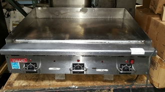Vulcan 36 Inch Quick Recovery Griddle -36-RRG