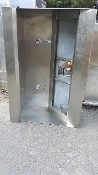 Used 6ft Stainless Steel Restaurant Hood