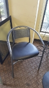 Silver Vein Dining Chair