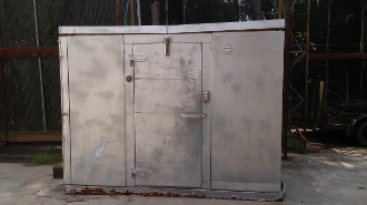 Used Walk In Refrigerator