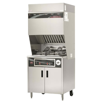 Wells Ventless Fryer