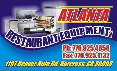 Atlanta Restaurant Equipment